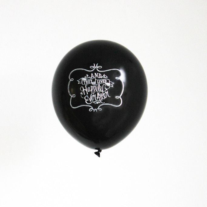 The Flair Exchange FE PS - ��_Happily Ever After Inch Set of 3 Balloons