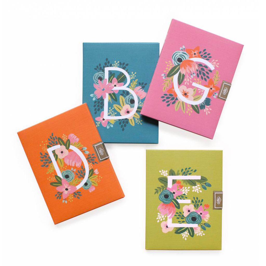 Rifle Paper Co. RP NS - 8 Monogram Notes, C