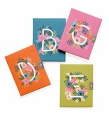 Rifle Paper Co. RP NS - 8 Monogram Notes, W