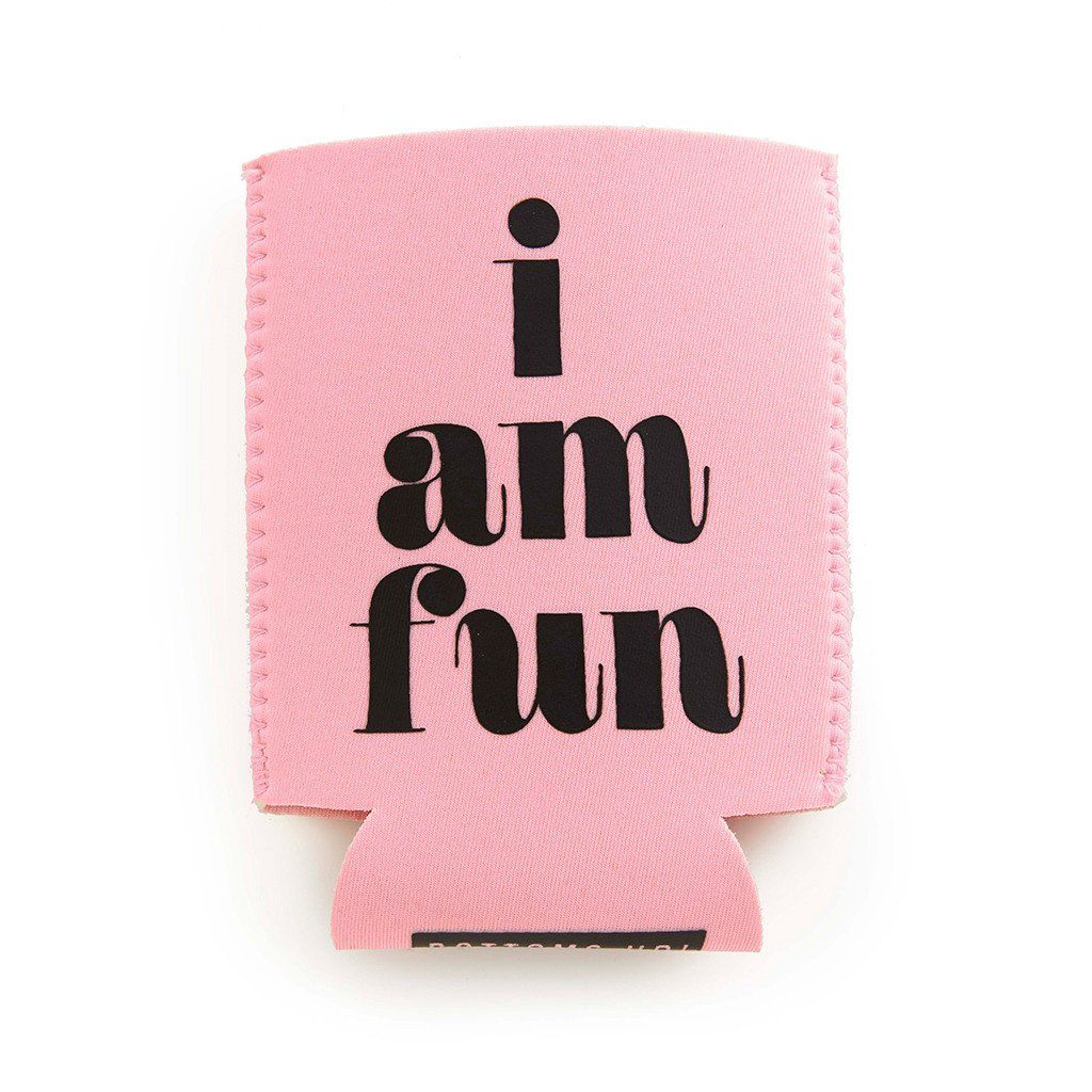 ban.do I Am Fun Drink Sleeve