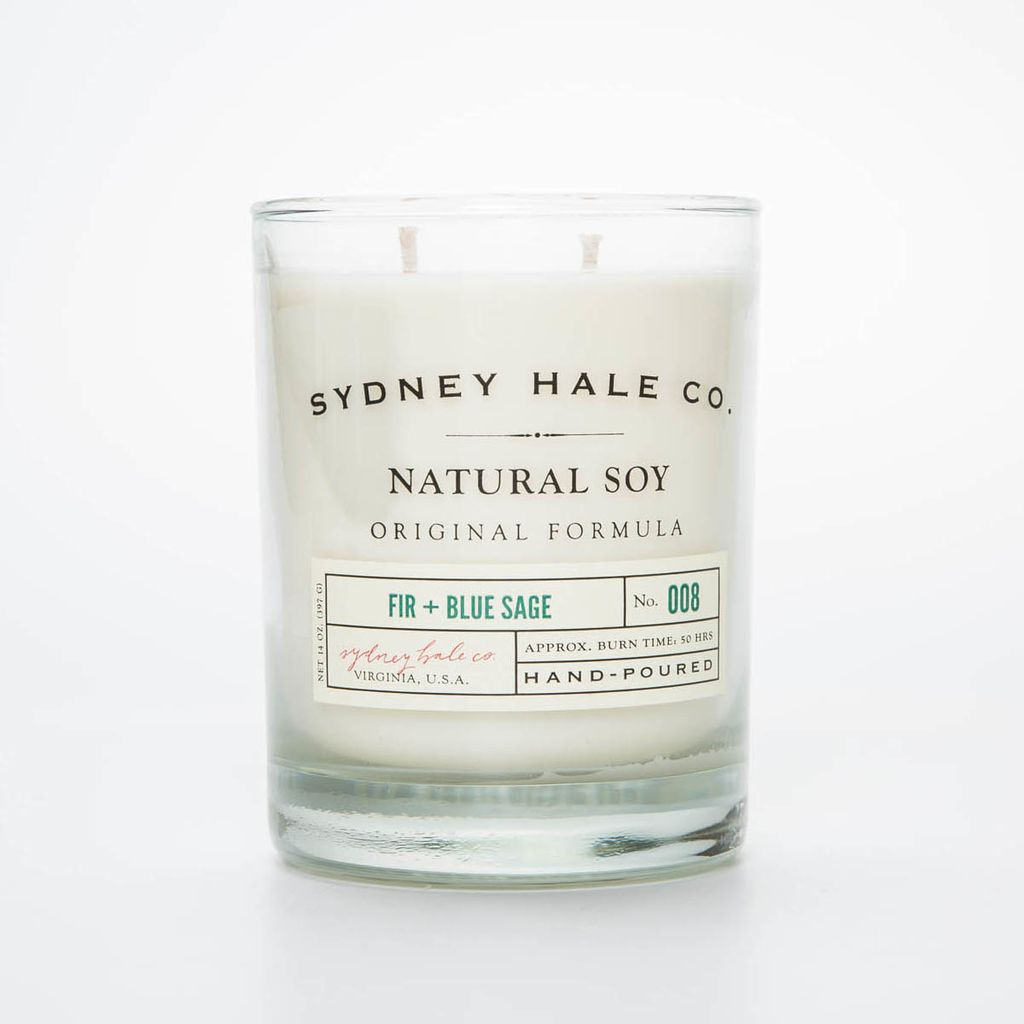 sydney hale co. SHCA - Fir/Blue Sage 14 oz Soy