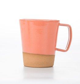 Rhyno Clayworks Coral Morning Stoneware Mug