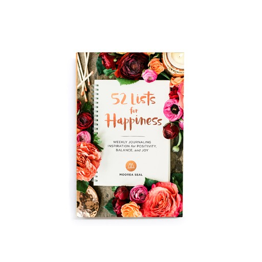 random house RAH GB - 52 List for Happiness