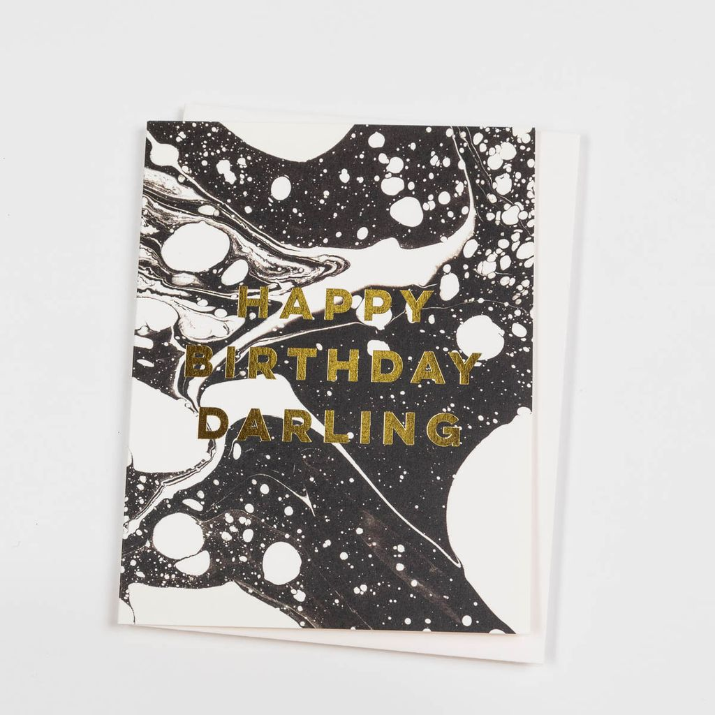 Antiquaria AN GC - Marble Birthday Darling