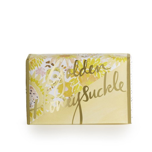 illume candles Golden Honeysuckle Bar Soap