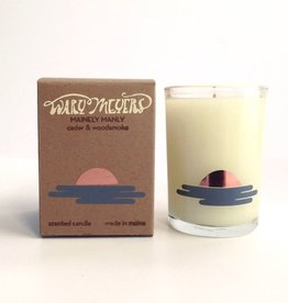 Wary Meyers Mainely Manly Candle