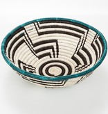 Across Africa AA HG - Medium Teal Unity Basket