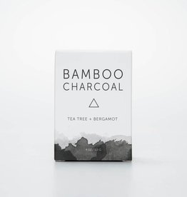 herbivore botanicals HB BAB - Bamboo Charcoal Soap