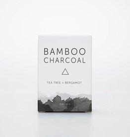 herbivore botanicals HB BAB - Bamboo Charcoal Soap