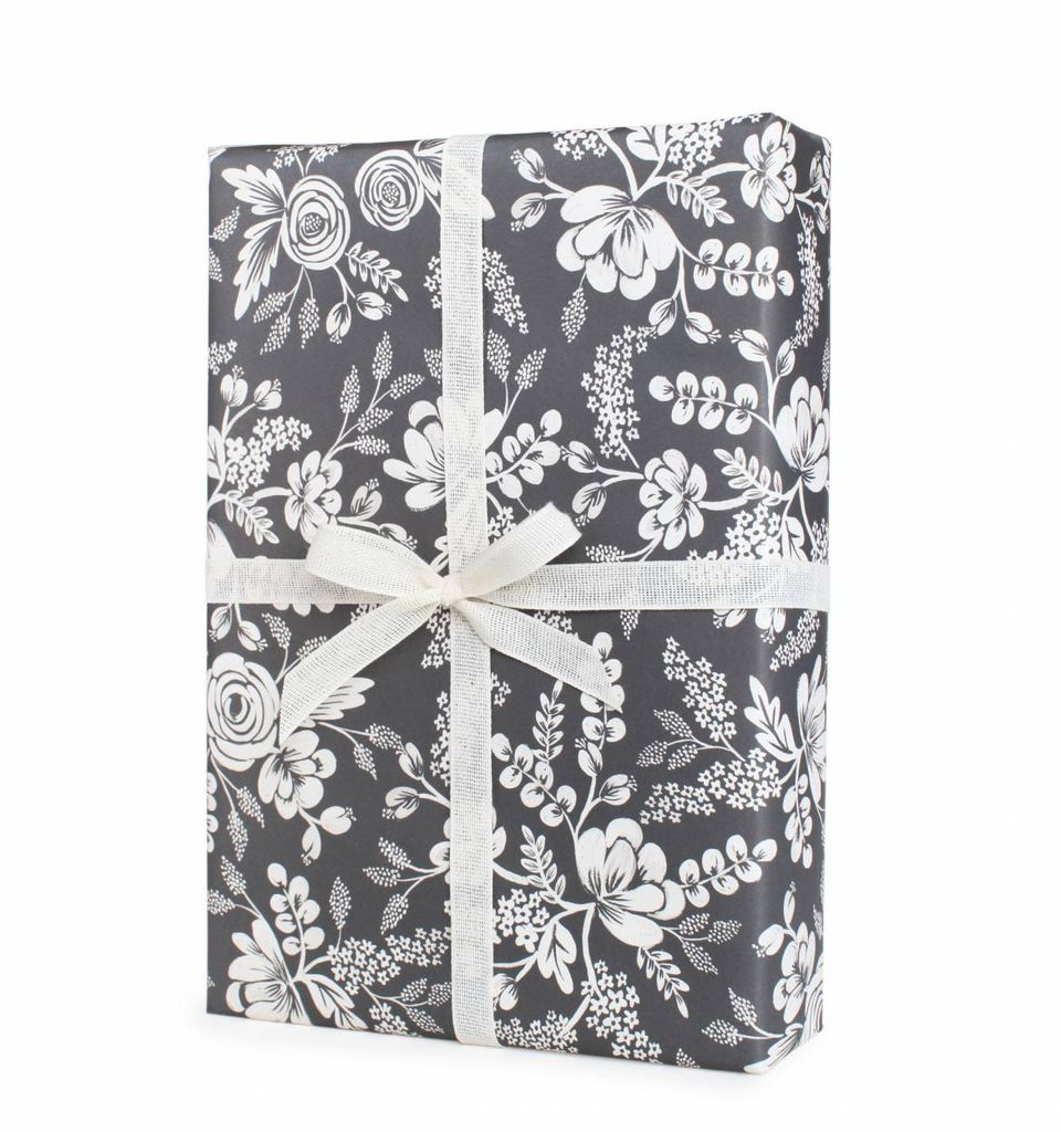 Rifle Paper Co. Floral Lace Wrap Sheet