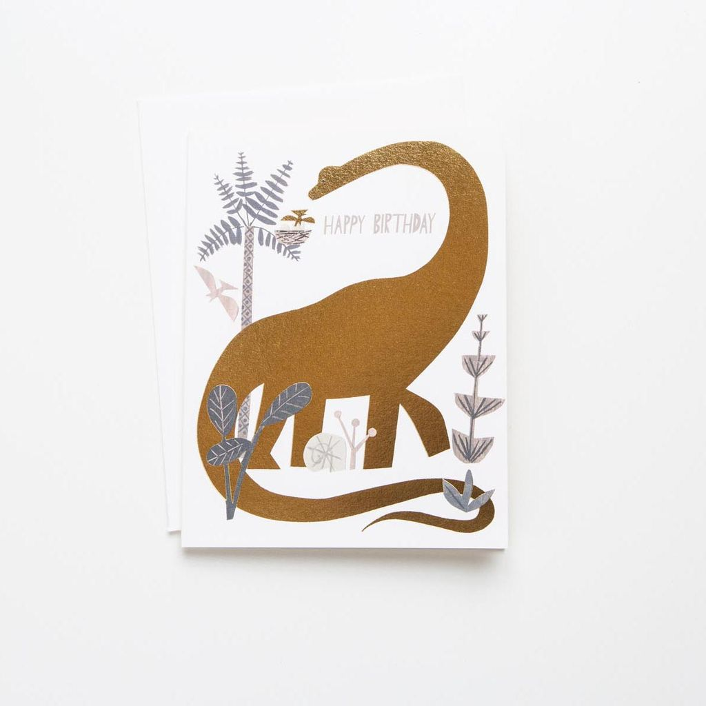 Red Cap Cards RCCGCBI0002 - Dinosaur Birthday
