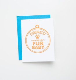 farewell paperie FWP GC - Fur Baby Congrats