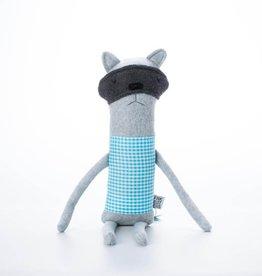 finkelsteins center FC TO - Raccoon Stuffed Animal Web