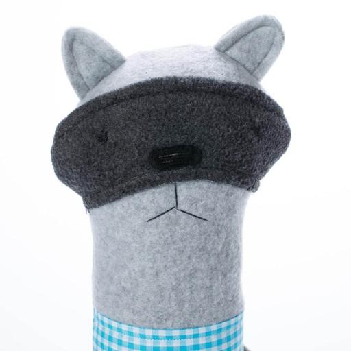 finkelsteins center Plush Raccoon Stuffed Animal