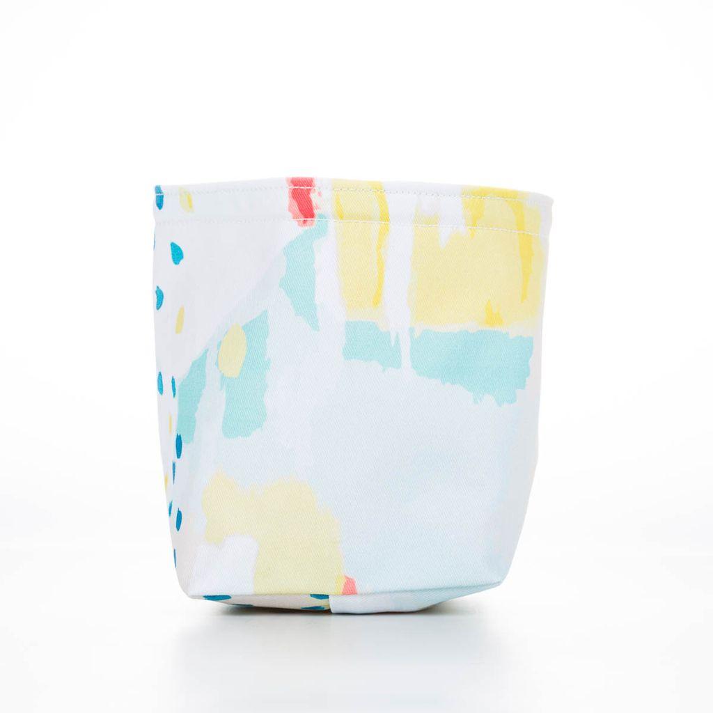 Casey D Sibley Art + Design CDS ST - Morning Walk Small Bucket