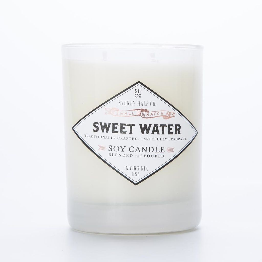 sydney hale co. Sweet Water Candle