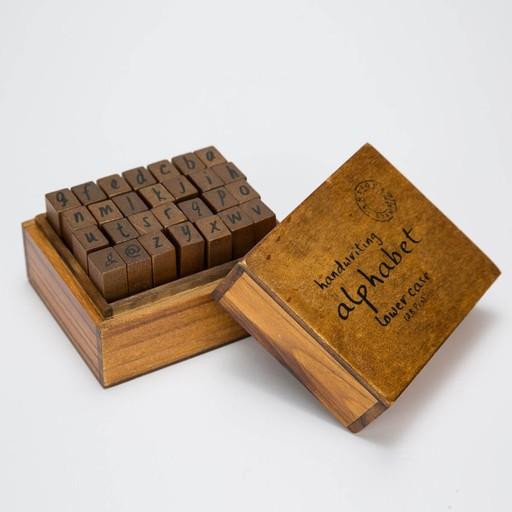 Maika Handwriting Stamp Set