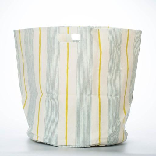 Pehr PE ST - Cloud Lemon Stripe Hamper