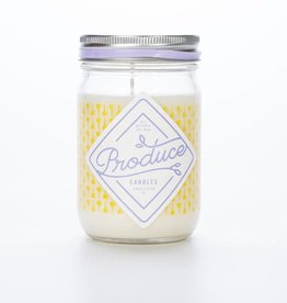 Produce Candles PRO CA - Wildflower, 10oz soy candle (online packaging)