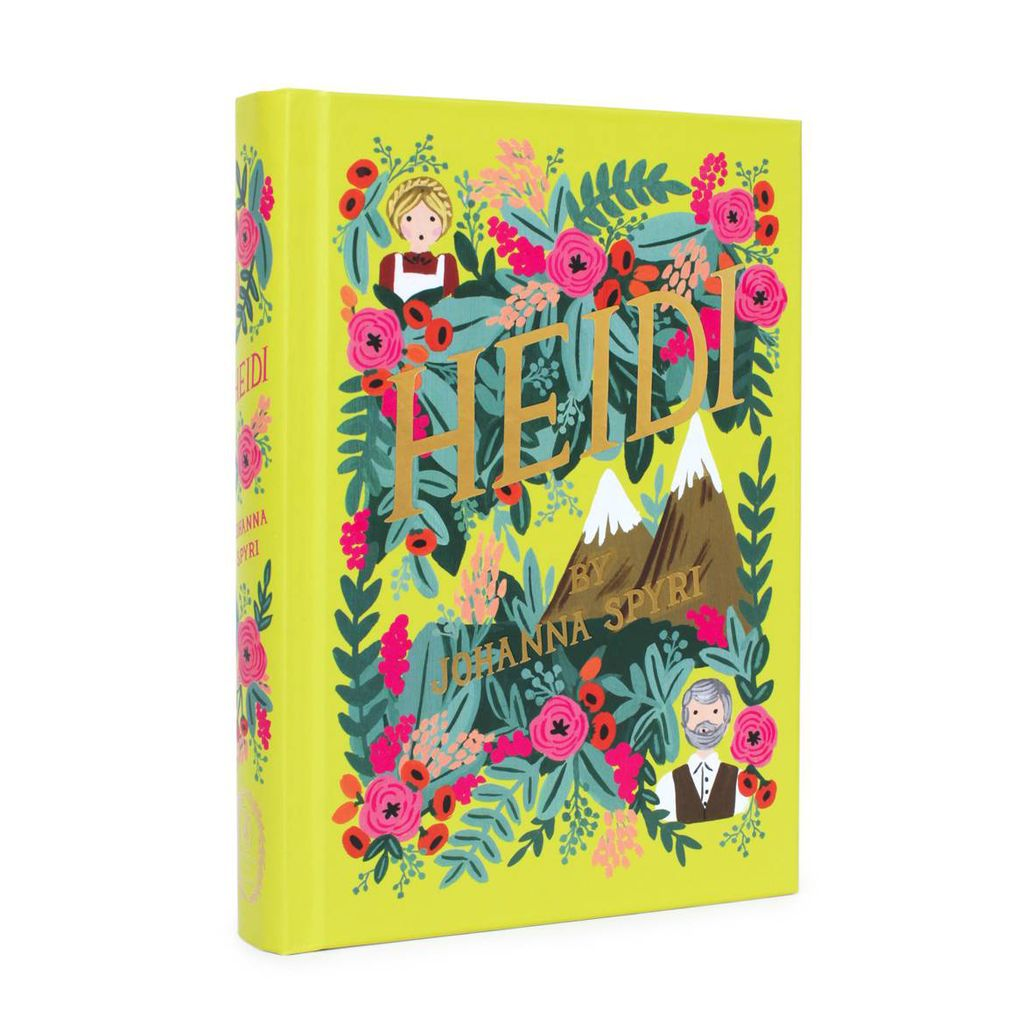 penguin books PB GB - Heidi, In Bloom