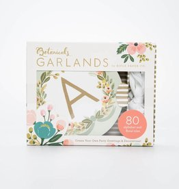 Chronicle Books CB PS - botanical garlands