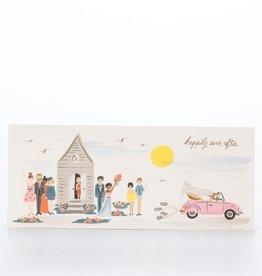 Rifle Paper Co. Wedding Send Off No. 10 Card