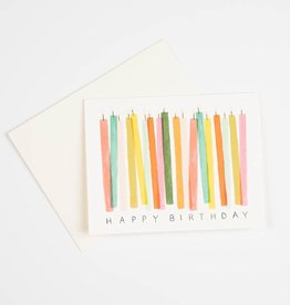Rifle Paper Co. RPGCBI0004 - birthday candle card
