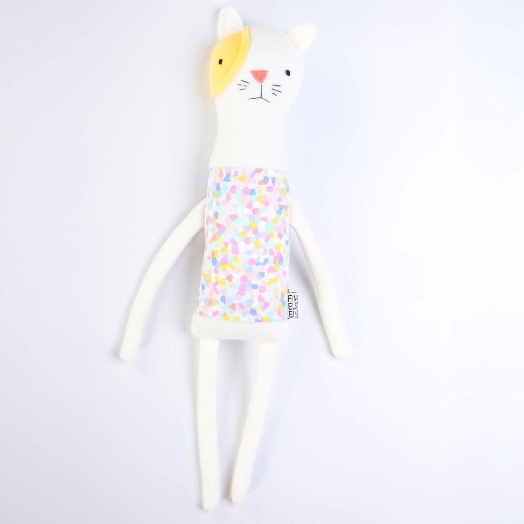 finkelsteins center Plush Cat Stuffed Animal