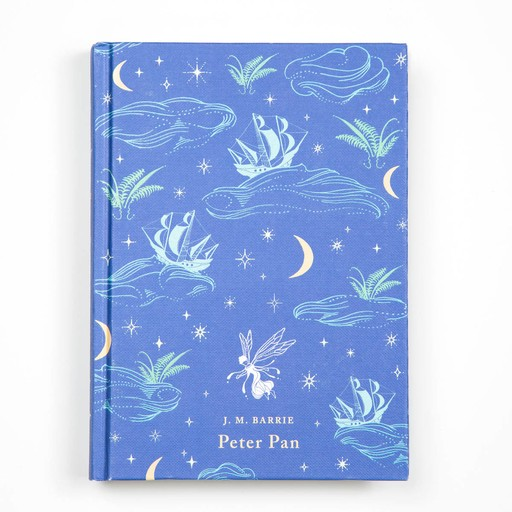 penguin books PB GB - peter pan