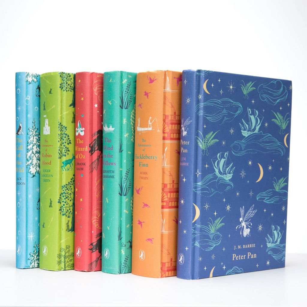 penguin books Peter Pan (Clothbound Edition)