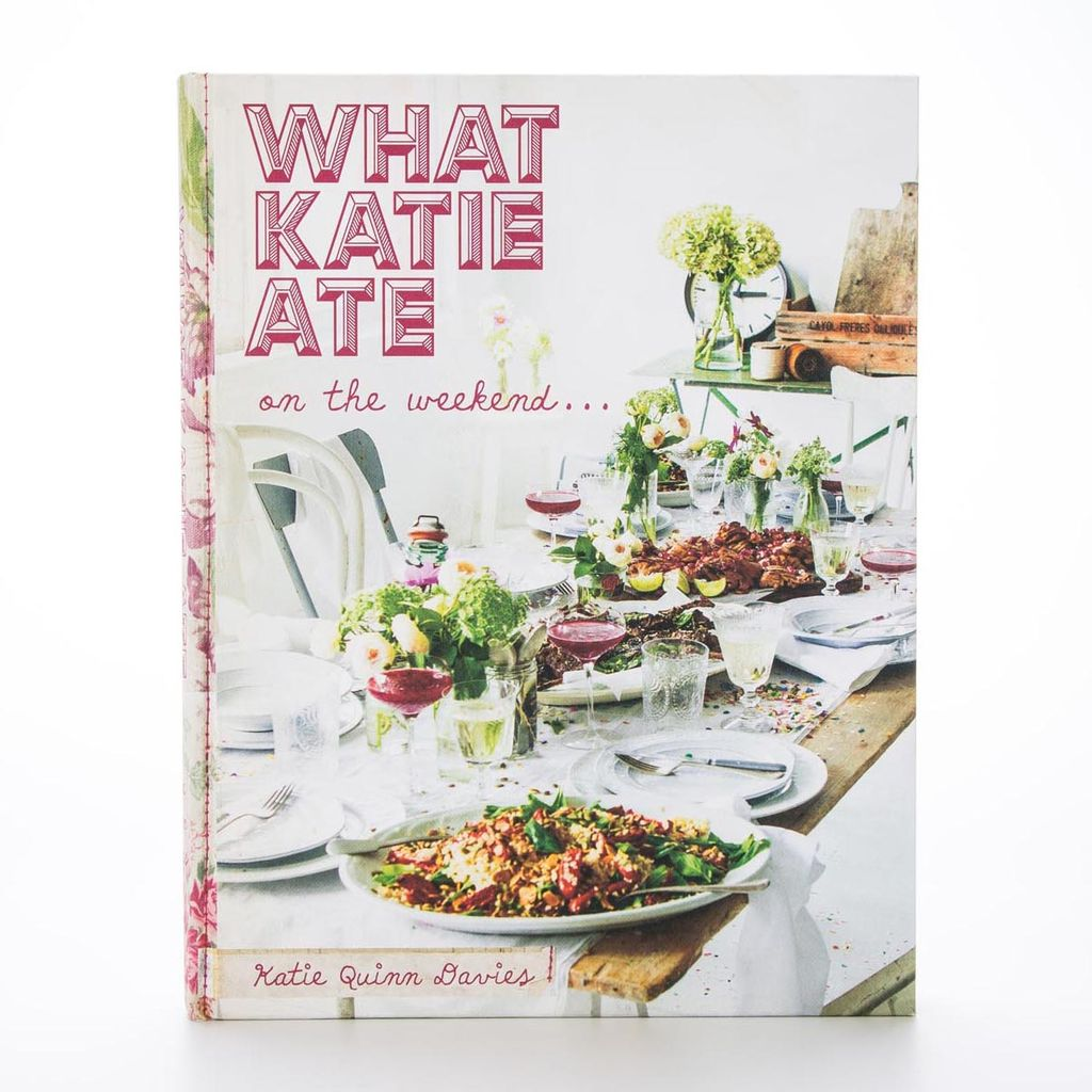 penguin books PB GB - What Katie Ate Weekend
