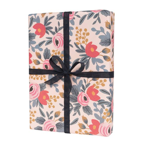 Rifle Paper Co. RPWPRO0007 - Blushing Rosa Roll (3 19.5x27 Inch sheets)
