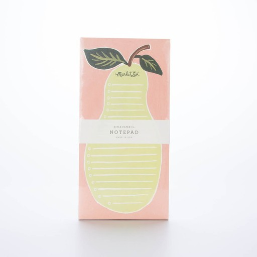 Rifle Paper Co. RP NP - Pear Market List pad (DISCO)