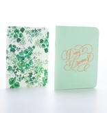 Antiquaria Day Dreams Mint Notebook Set