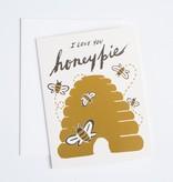 Idlewild Co. Honey Pie Card