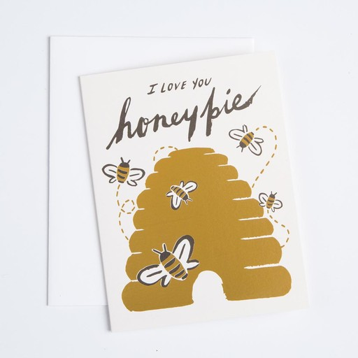 Idlewild Co. Honey Pie Card