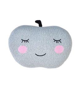 Blabla BLA HG - Grey Apple Knit Pillow