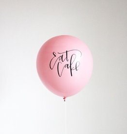 The Flair Exchange FE PS - ��_Eat Cake Inch Set of 3 Balloons