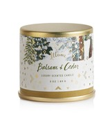 illume candles Balsam and Cedar Mini Tin Candle