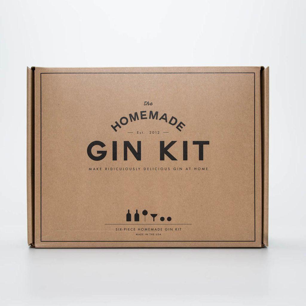 w and p design WP BG - Homemade Gin Kit