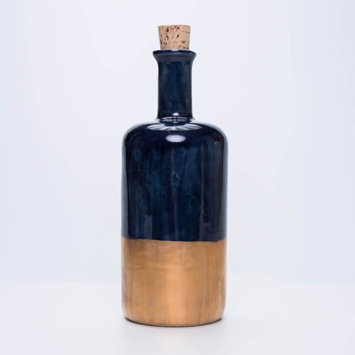 Honeycomb Studio HCS BG - Navy and Copper Bottle
