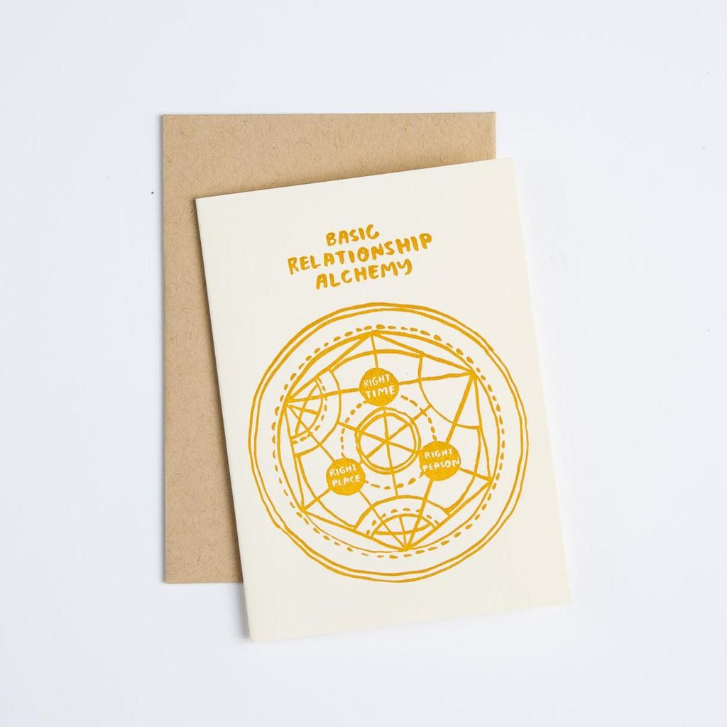 People Ive Loved Relationship Alchemy Card