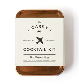 w and p design WP FAD - Mule Carry On Cocktail Kit
