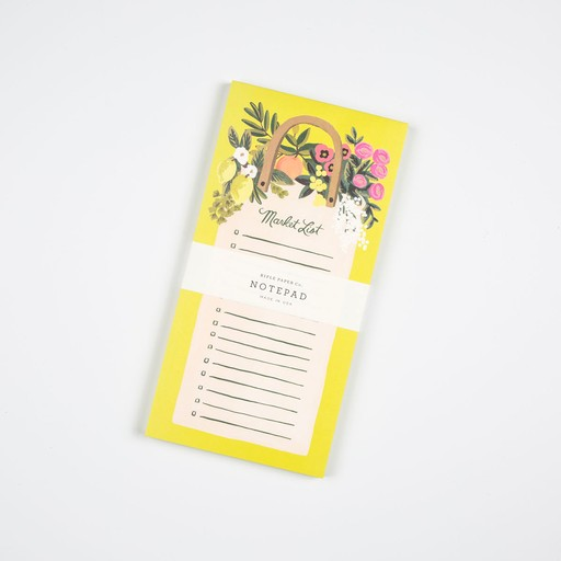 Rifle Paper Co. Farmer's Market List