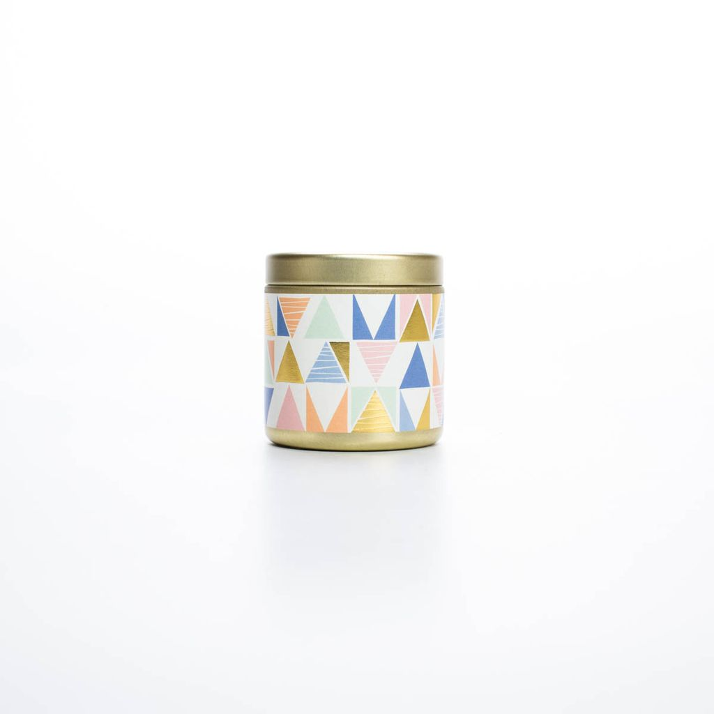 Paddywax Blue Coral & Driftwood Candle