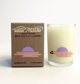 Wary Meyers Violet Pepper Candle