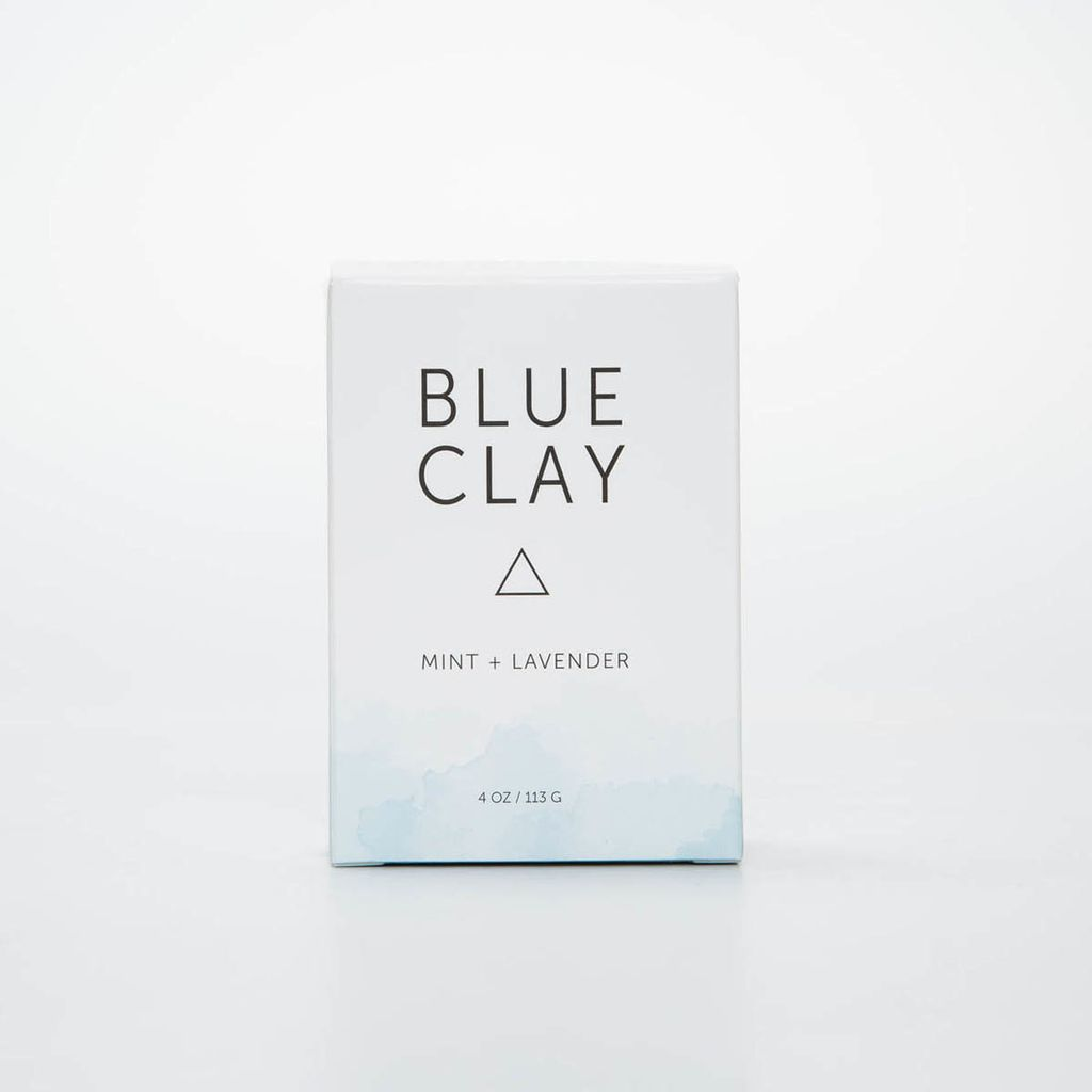 herbivore botanicals Blue Clay Bar Soap