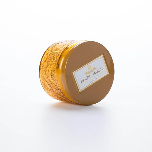 Voluspa Baltic Amber Petite Candle