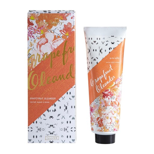 illume candles Grapefruit Oleander Hand Cream