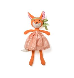 Hazel Village Hazel Village Flora Fox in Coral Belle